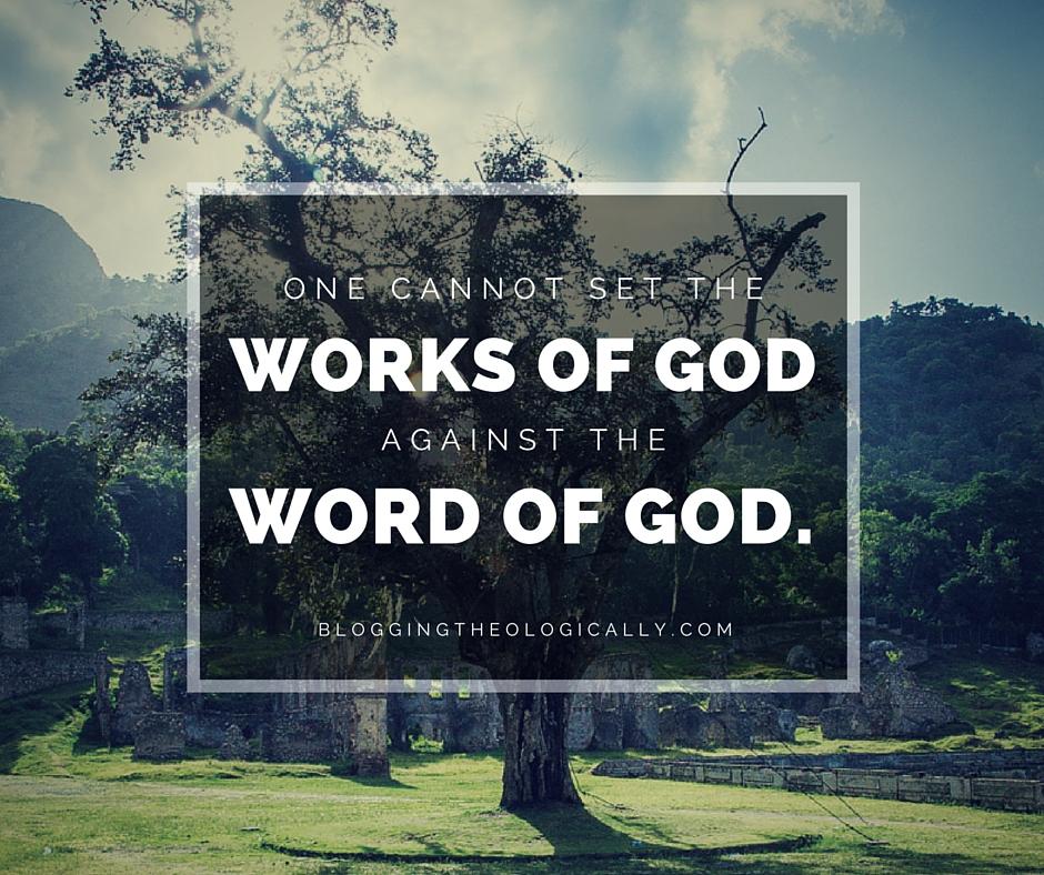 works-word-god