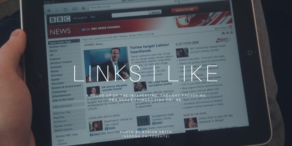 Links I like