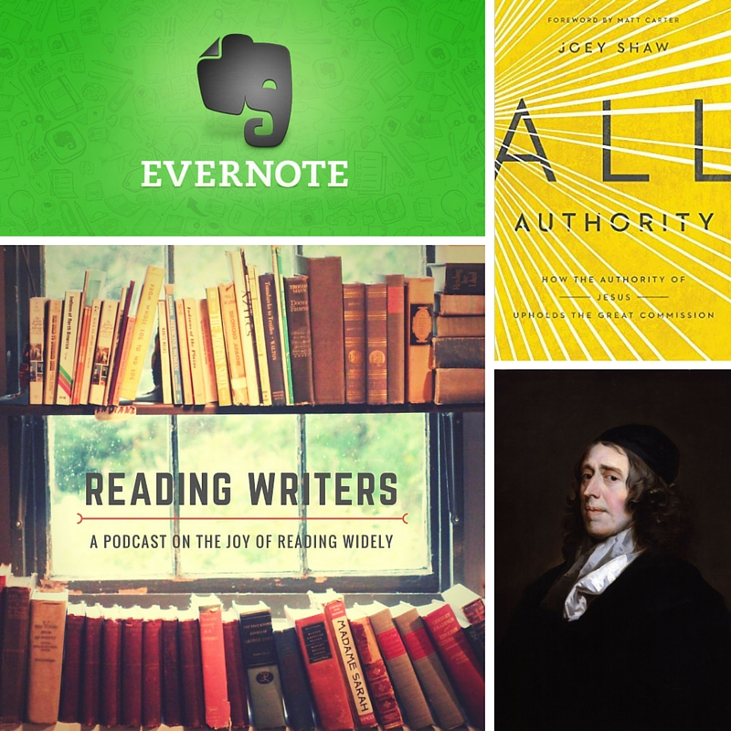 Reading Writers featuring Joey Shaw, the author of All Authority