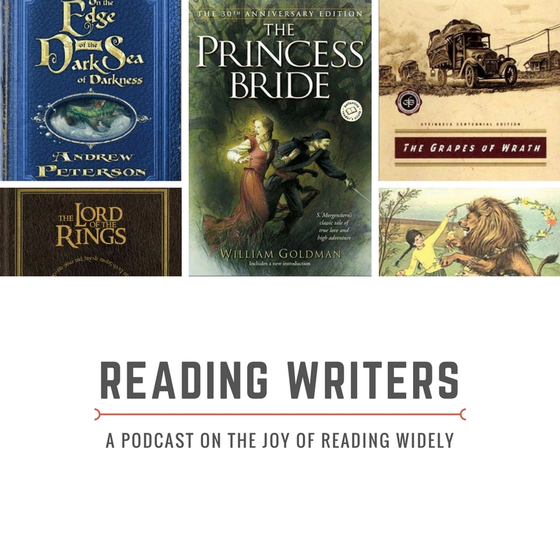 Reading Writers Episode 18