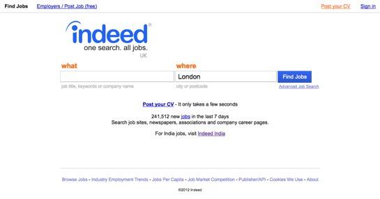 15 Top UK Job Sites - BlogHug