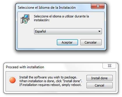 Cameyo - Instalación de software de ejemplo 1