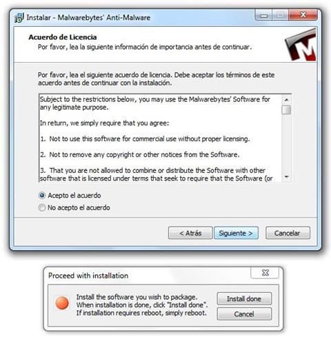 Cameyo - Instalación de software de ejemplo 3