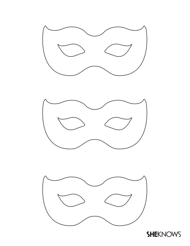 Best 25+ Printable masks ideas on Pinterest Star wars masks - paper face mask template