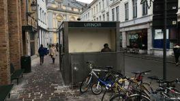 Openbaar toilet Brugge