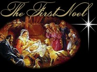 Cantique de Noël : The First Noel