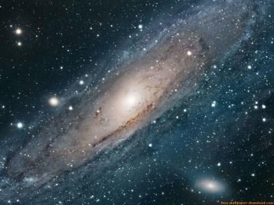 Las galaxias, la Vía Láctea y la materia oscura | Blogodisea