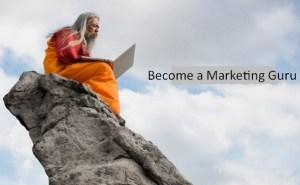 Become a Marketing Guru