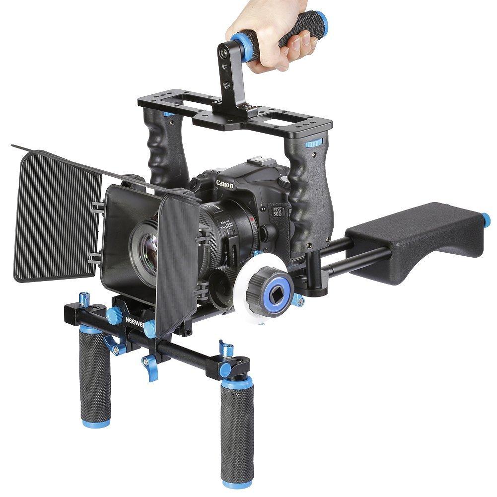 Abbiamo provato lo spallaccio Neewer, una soluzione pratica per il videomaking