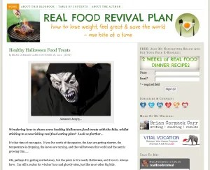 Real Food Revival Plan