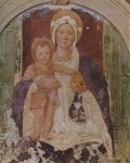 Gianfrancesco da Tolmezzo_Madonna con Bambino_Prata di Pordenone