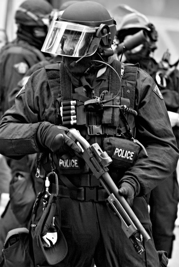 Police Cop Car Live Wallpaper G20 Riots
