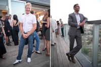 Street Style: At the Thompson Hotel rooftop patio