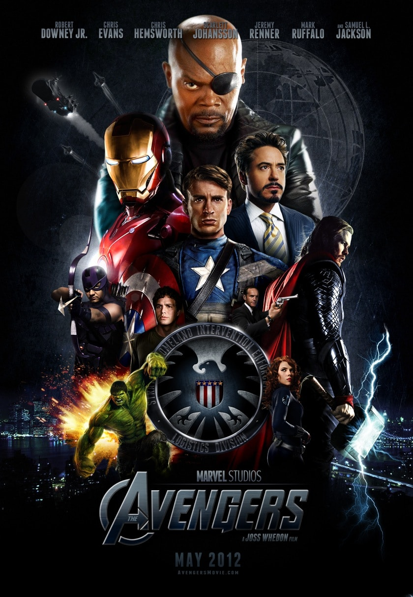 The Avengers Movie My Super 8 Blockbusters to See In Theaters for 2012