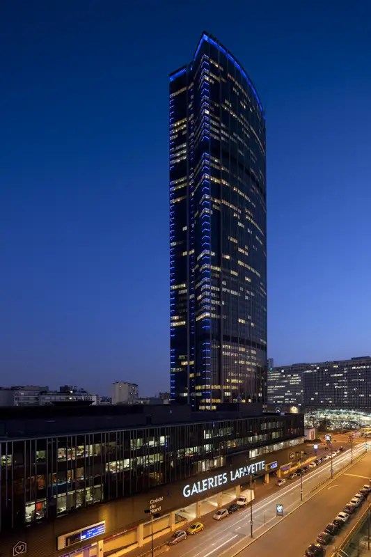 Tour Montparnasse, Paris, france