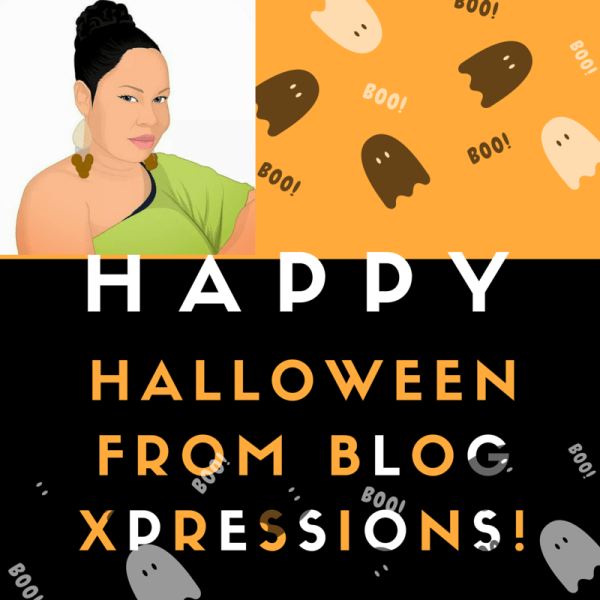Happy Halloween from Blog Xpressions