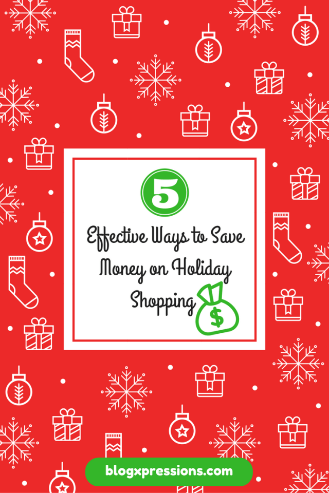 5-effective-ways-to-save-money-on-holiday-shopping