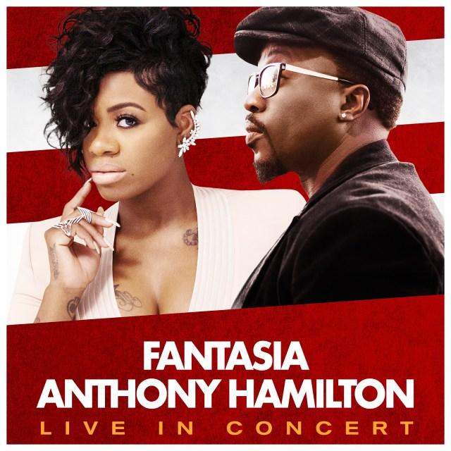 Fantasia and Anthony Hamilton