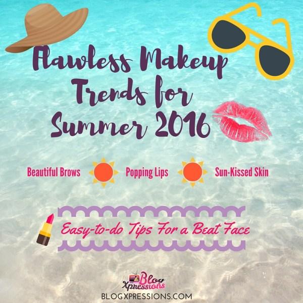 Summer Trends 2016