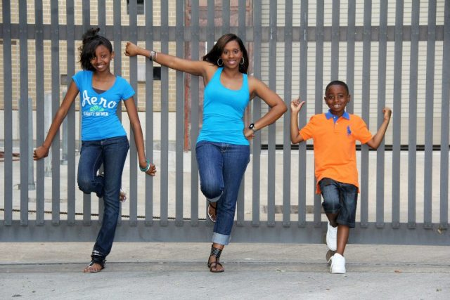 Me and my babies!