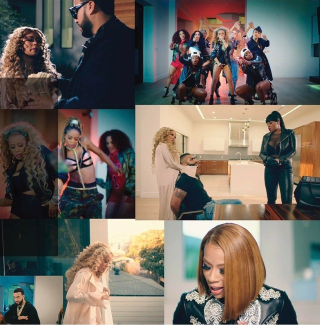 "Keyshia Cole - ""YOU"" Music Video"