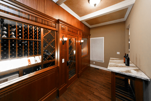 What Does The Personal Wine Cellar Of A Wine Cellar