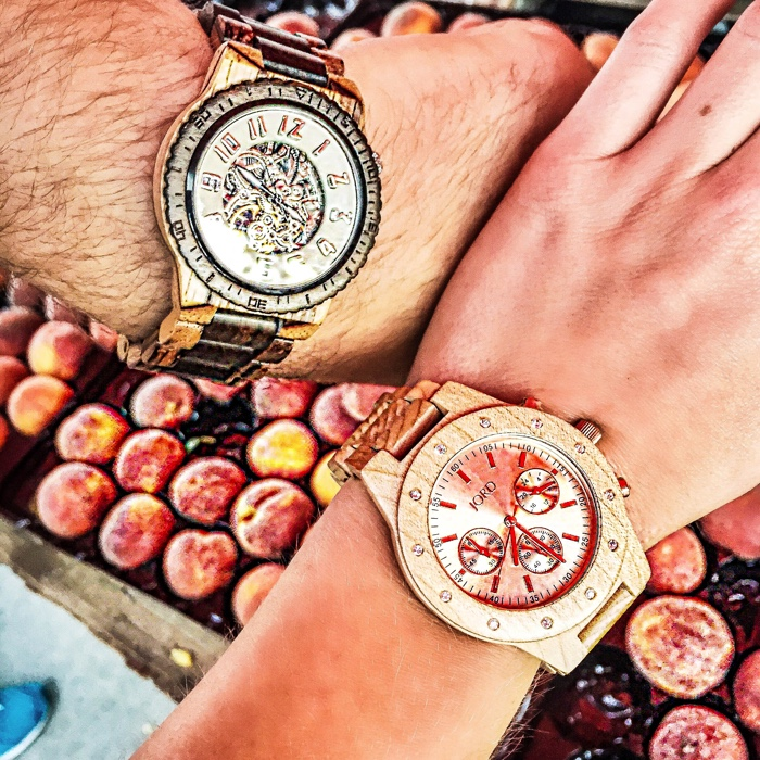 Jord Wooden Watch 1
