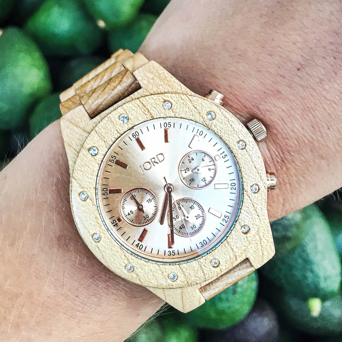 Jord Wooden Watch 8