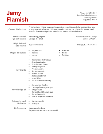 sample resume for phlebotomy with no experience rn resume example registered nurse sample resume download 10