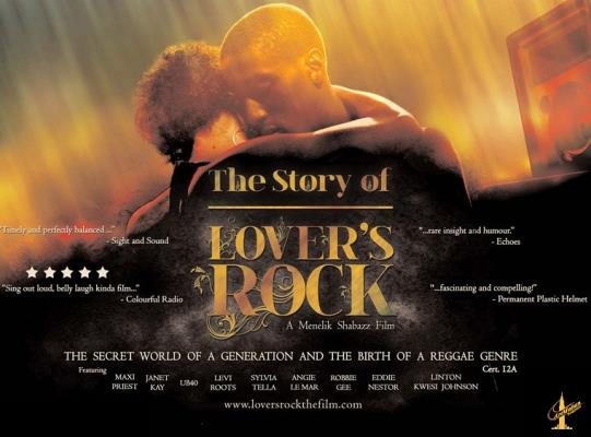 Tu 6/28: BloomScreen & AWNP present: The Story of Lover's Rock