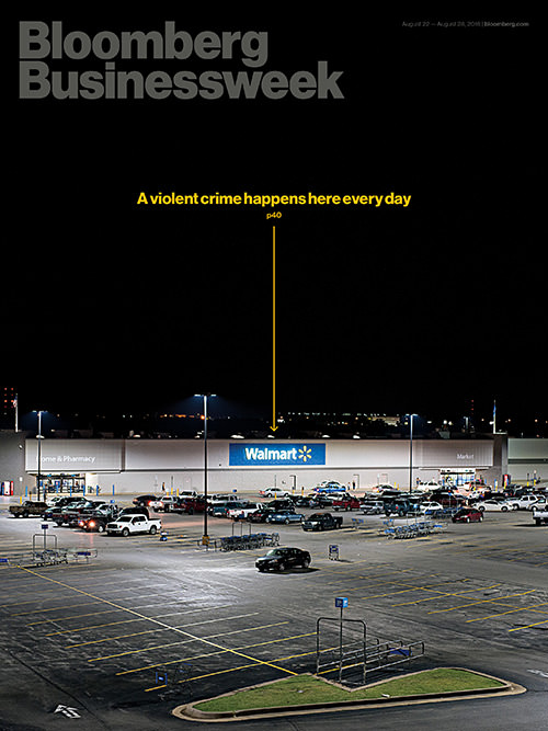 Walmart\u0027s Out-of-Control Crime Problem Is Driving Police Crazy
