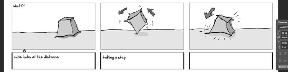 How to Storyboard (Making an Animated Movie)