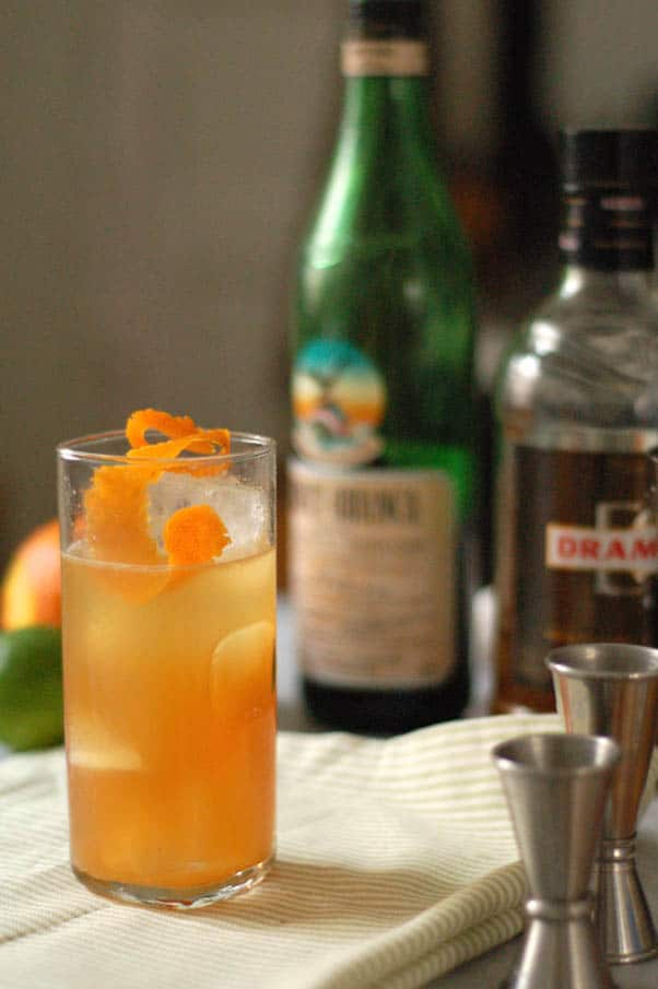 The Kingston Club Cocktail #thirstythursdays