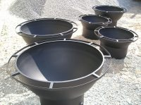 Recycled Propane Tank Fire Pit | www.imgkid.com - The ...