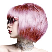 Crazy Color Semi-Permanent Candy Floss Pink Hair Dye, Hair ...
