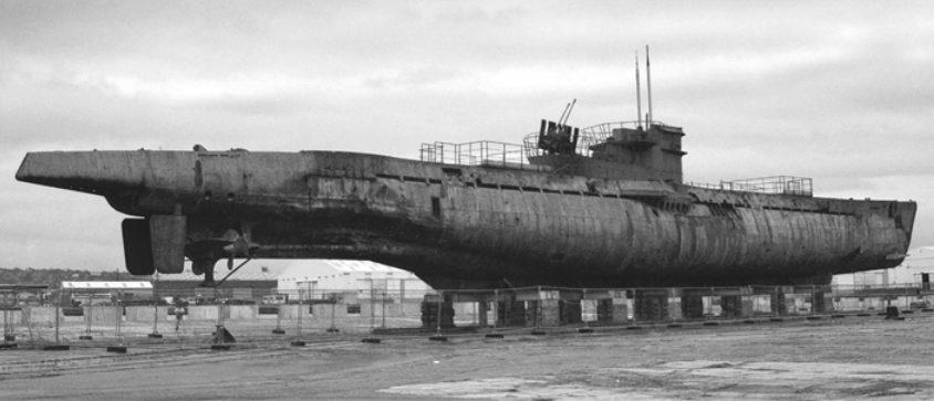 U Boats Nazi Germany World Wartime Submarines U Boot Unterseeboot