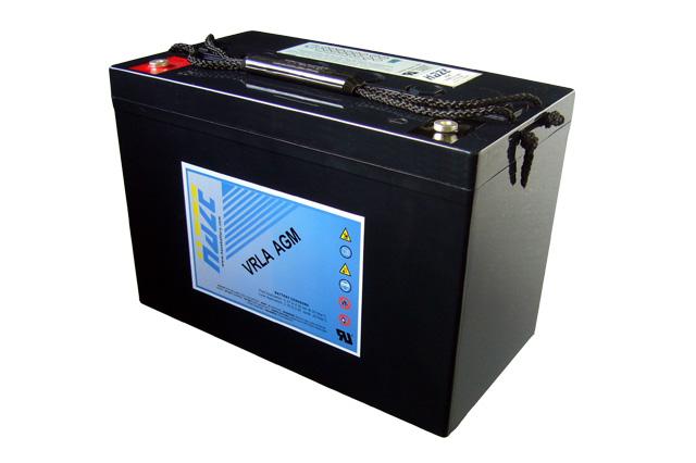 Haze Hzb12 100 12v 100ah Vrla Battery