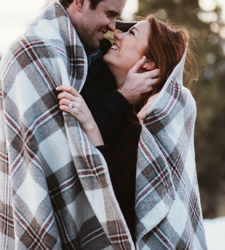 A Brasada Ranch Vacation turned Engagement Photo Shoot