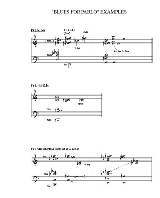 Blues For Pablo-Ellington Study Group