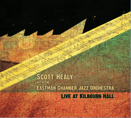 Live at Kilbourn Hall - CD Cover