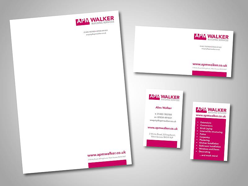 Company Stationery, Logo Design  Business Branding