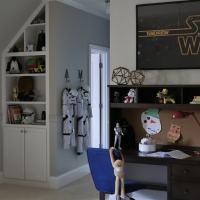 Star Wars Big Boy Bedroom | bluegraygal
