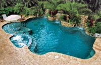 Free-Form Pool Photos | Blue Haven Pools