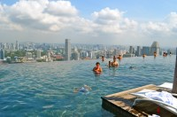 How Infinity Pools Work: The Optical Illusion, Explained ...