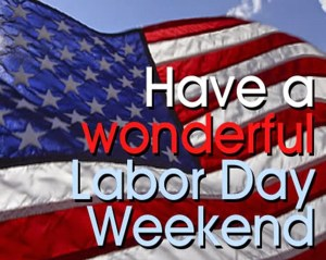 Happy Labor Day HD Images and Pictures Flag