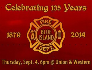 Fire Department Anniversary