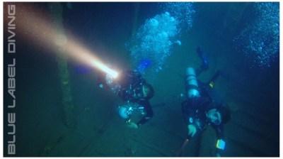 Tec Wreck Dive