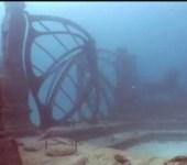 Podwodne zwiedzanie świątyni Neptuna