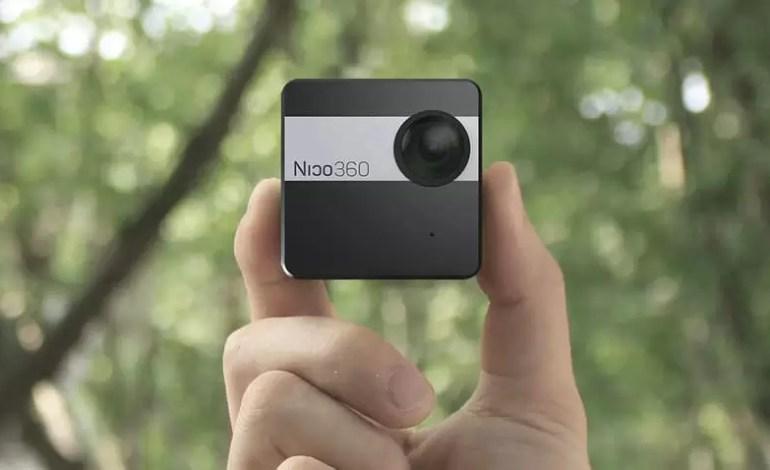 Nico360 najmniejsza kamerka sportowa?
