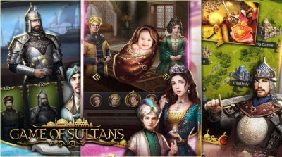 Game of Sultans Guide - Consorts and Heirs